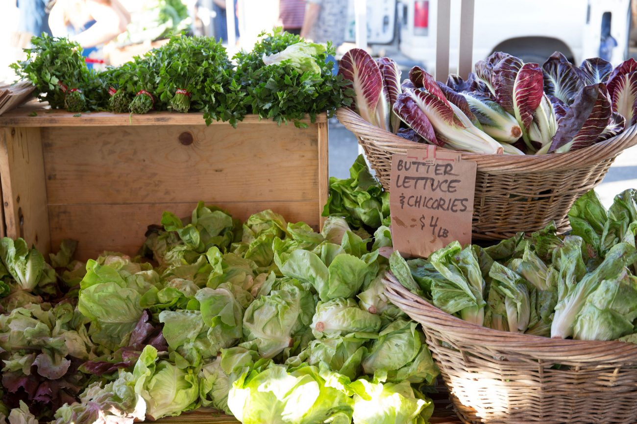 5 Ways Chefs Can Make the Most of Local Farmers' Markets
