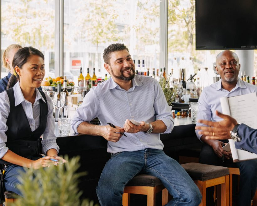 How to hire the best staff for your restaurant