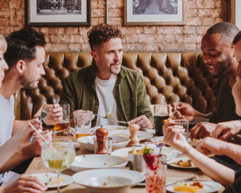 Meet your restaurant's extended family: regulars