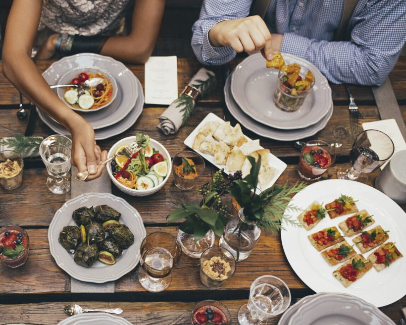 Maximize the holidays with private dining and events